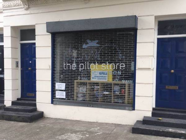 Shop Front Window Roller Shutters
