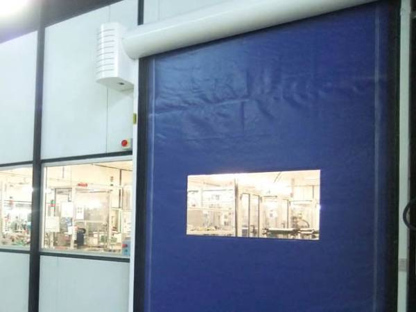 Fire Shutters and High Speed Roller Shutters