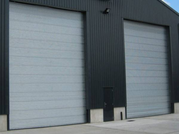 Warehouse up and over doors manufacture in the UK