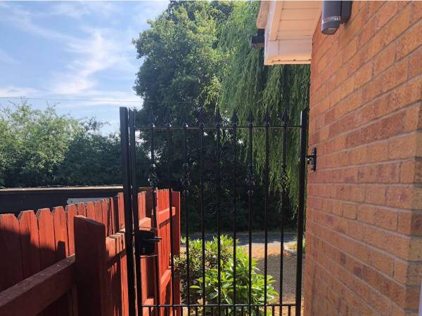 Metal Gate Supplied and Fitted