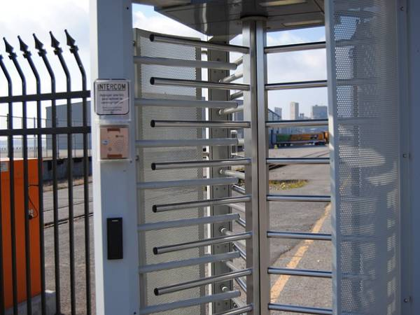 Access control security gates - EDM