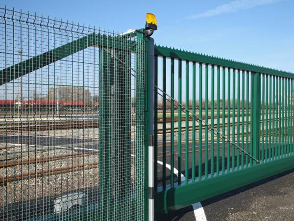 Automated Security Gates from Essex Door Maintenance