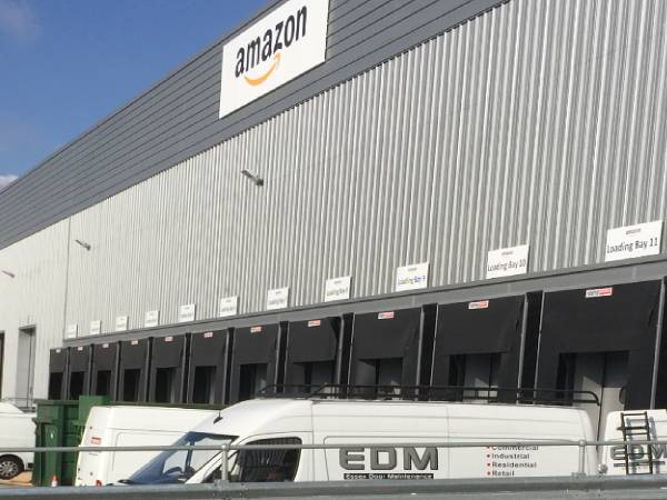 Amazon Dock Levellers Repairs