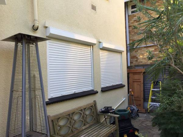 Electric Window Roller Shutters Maintenance